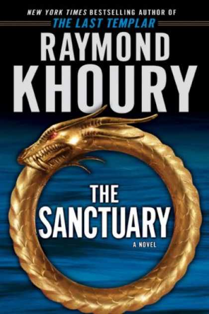 Bestsellers (2007) - The Sanctuary by Raymond Khoury