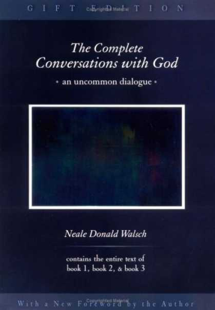 Bestsellers (2007) - The Complete Conversations with God (Boxed Set) by Neale Donald Walsch