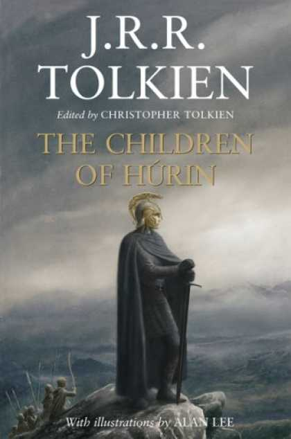 Bestsellers (2007) - The Children of Húrin by J.R.R. Tolkien