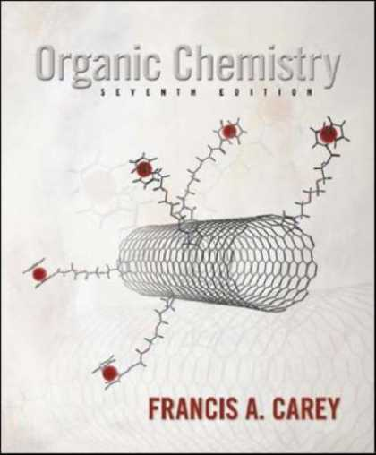 Bestsellers (2007) - Organic Chemistry by Francis A Carey