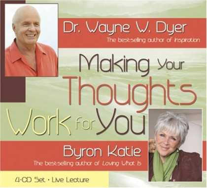 Bestsellers (2007) - Making Your Thoughts Work For You 4-CD Live Lecture by Wayne W. Dyer
