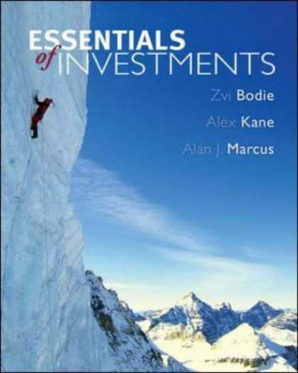 Bestsellers (2007) - Essentials of Investments with Standard & Poor's Bind-in Card by Zvi Bodie