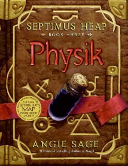 Bestsellers (2007) - Physik (Septimus Heap, Book 3) by Angie Sage