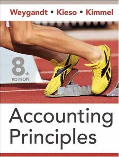 Bestsellers (2007) - Accounting Principles by Jerry J. Weygandt