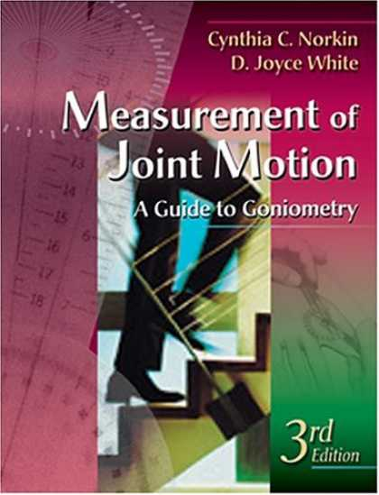 Bestsellers (2007) - Measurement of Joint Motion: A Guide to Goniometry 3rd Edition by Cynthia C. Nor