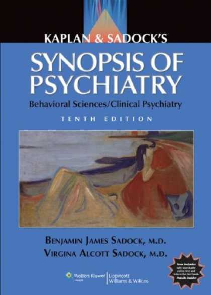 Bestsellers (2007) - Kaplan and Sadock's Synopsis of Psychiatry: Behavioral Sciences/Clinical Psychia