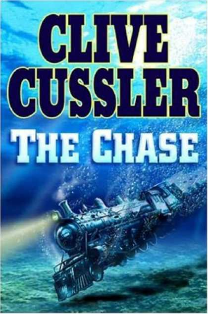 Bestsellers (2007) - The Chase by Clive Cussler