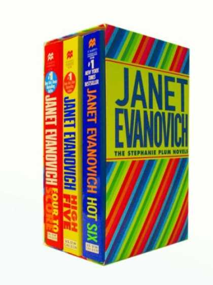 Bestsellers (2007) - Plum Boxed Set 2 (4, 5, 6) (Stephanie Plum Novels) by Janet Evanovich