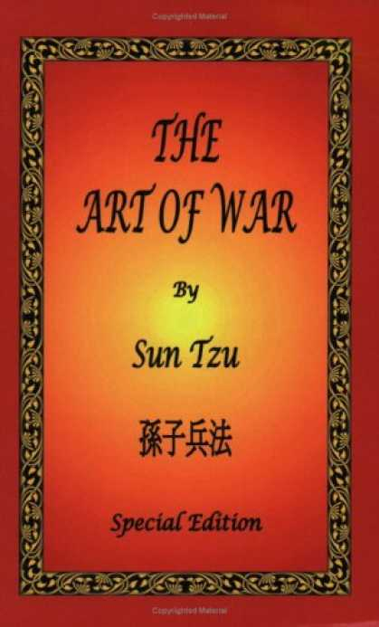 Bestsellers (2007) - The Art of War by Sun Tzu - Special Edition by Sun Tzu