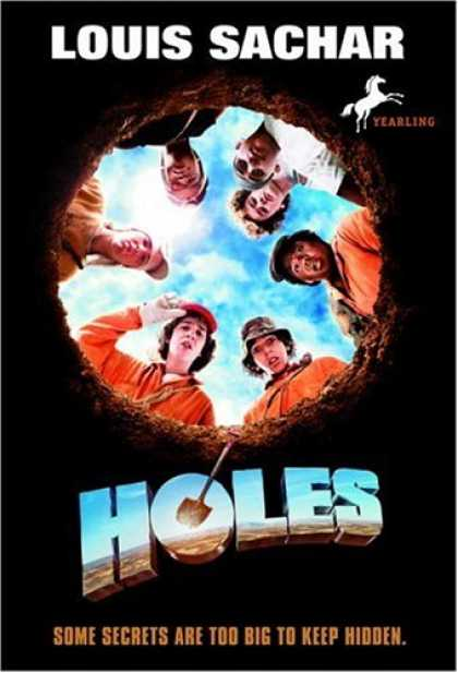 Bestsellers (2007) - Holes by Louis Sachar