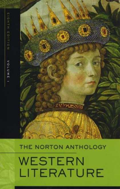 Bestsellers (2007) - The Norton Anthology of Western Literature, Volume 1