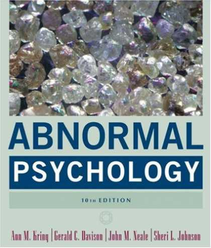 Bestsellers (2007) - Abnormal Psychology by Ann M. Kring