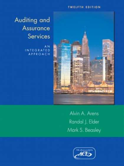Bestsellers (2007) - Auditing and Assurance Services (12th Edition) by Alvin A. Arens