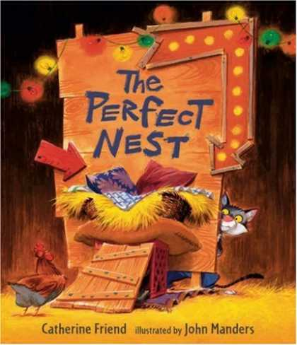 Bestsellers (2007) - The Perfect Nest by Catherine Friend