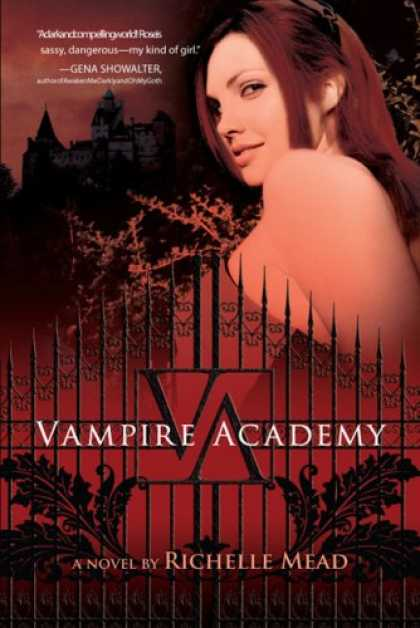 Bestsellers (2007) - Vampire Academy by Richelle Mead