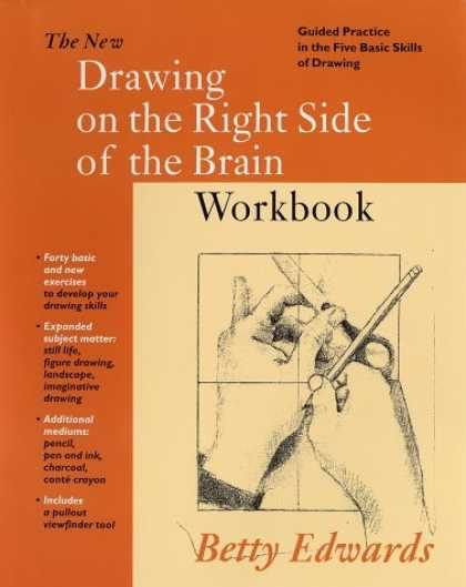 Bestsellers (2007) - New Drawing on the Right Side of the Brain Workbook: Guided Practice in the Fiv