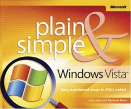 Bestsellers (2007) - Windows Vista(TM) Plain & Simple (Bpg-Plain & Simple) by Jerry Joyce