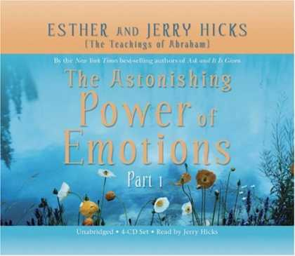 Bestsellers (2007) - The Astonishing Power of Emotions 8-CD set by Esther Hicks