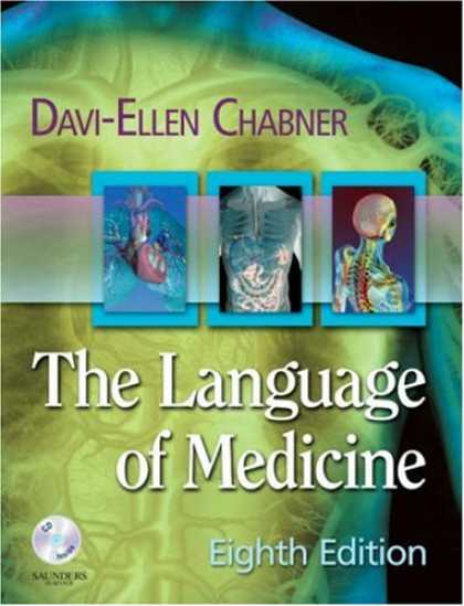 Bestsellers (2007) - The Language of Medicine by Davi-Ellen Chabner