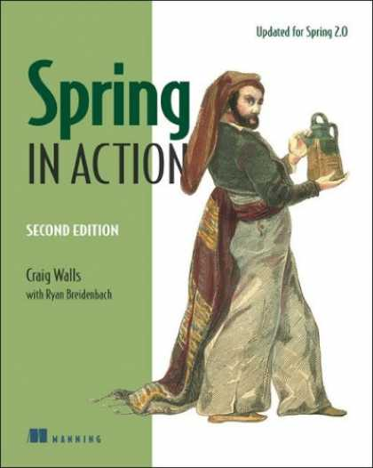 Bestsellers (2007) - Spring in Action by Craig Walls