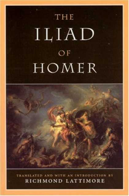 Bestsellers (2007) - The Iliad of Homer by Homer