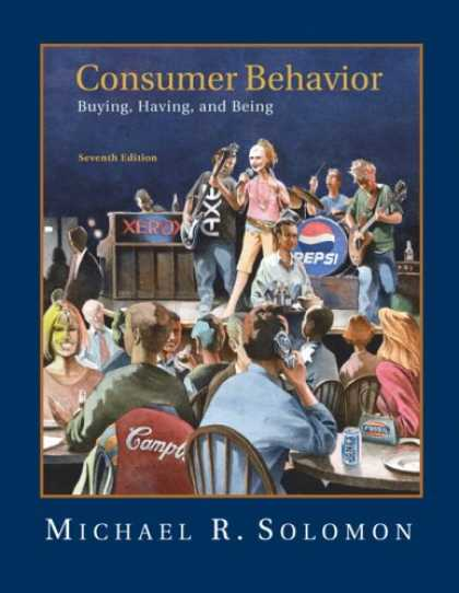 Bestsellers (2007) - Consumer Behavior (7th Edition) by Michael Solomon