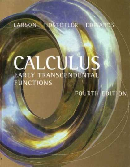 Bestsellers (2007) - Calculus: Early Transcendental Functions by Ron Larson