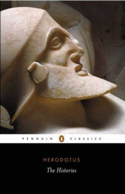 Bestsellers (2007) - The Histories (Penguin Classics) by Herodotus