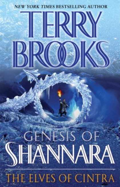 Bestsellers (2007) - The Elves of Cintra (The Genesis of Shannara, Book 2) by Terry Brooks