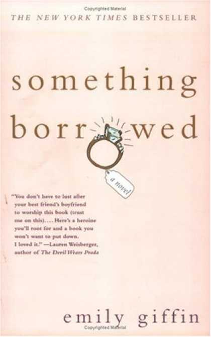 Bestsellers (2007) - Something Borrowed