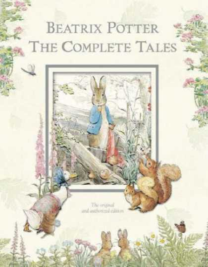 Bestsellers (2007) - Beatrix Potter Complete Tales R/I by Beatrix Potter