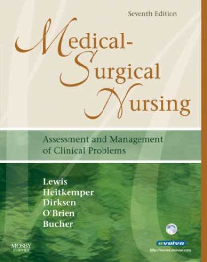 Bestsellers (2007) - Medical-Surgical Nursing (Single Volume): Assessment and Management of Clinical