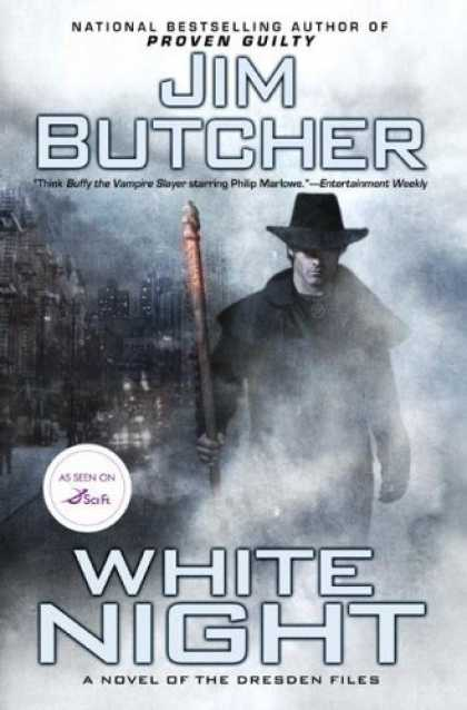 Bestsellers (2007) - White Night (The Dresden Files, Book 9) by Jim Butcher