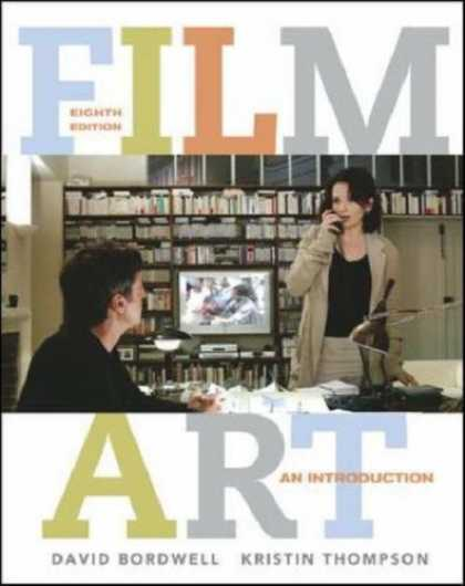 Bestsellers (2007) - Film Art: An Introduction with Tutorial CD-ROM by David Bordwell