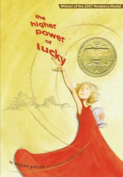 Bestsellers (2007) - The Higher Power of Lucky by Susan Patron
