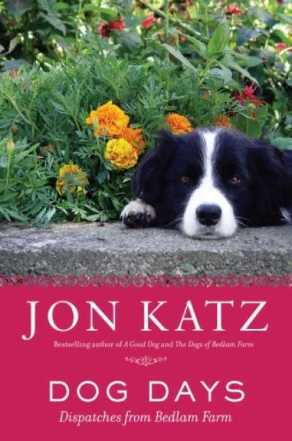 Bestsellers (2007) - Dog Days: Dispatches from Bedlam Farm by Jon Katz