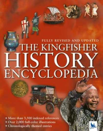Bestsellers (2007) - The Kingfisher History Encyclopedia