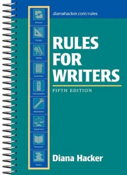 Bestsellers (2007) - Rules for Writers by Diana Hacker