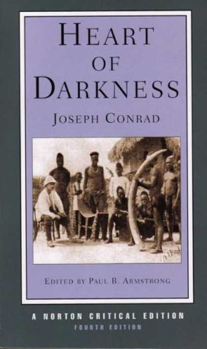 the heart of darkness by joseph conrad english literature essay In his essay, heart of darkness and racism for english literature conrad, joseph heart of darkness.