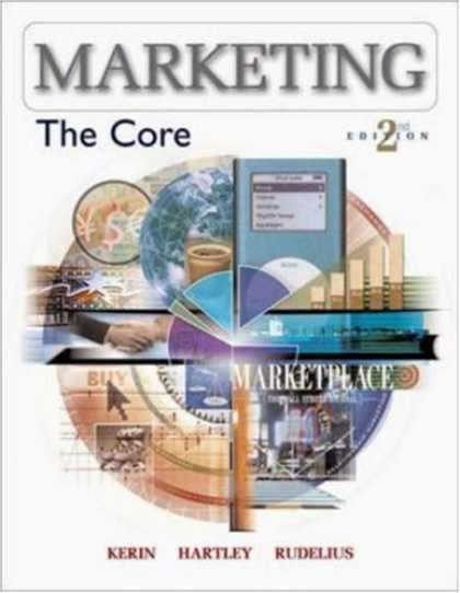Bestsellers (2007) - Marketing: The Core with Online Learning Center Premium Content Card by Roger A.