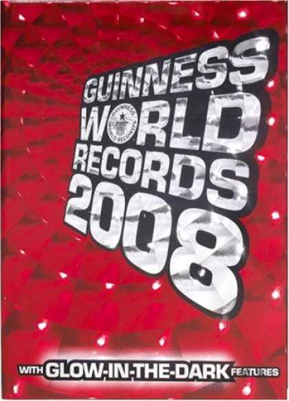 Bestsellers (2007) - Guinness World Records 2008 (Guinness World Records) by Guinness World Records