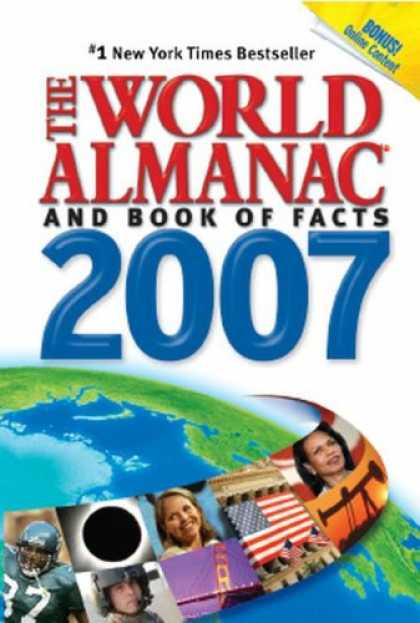 Bestsellers (2007) - The World Almanac and Book of Facts, 2007 (World Almanac and Book of Facts) by W