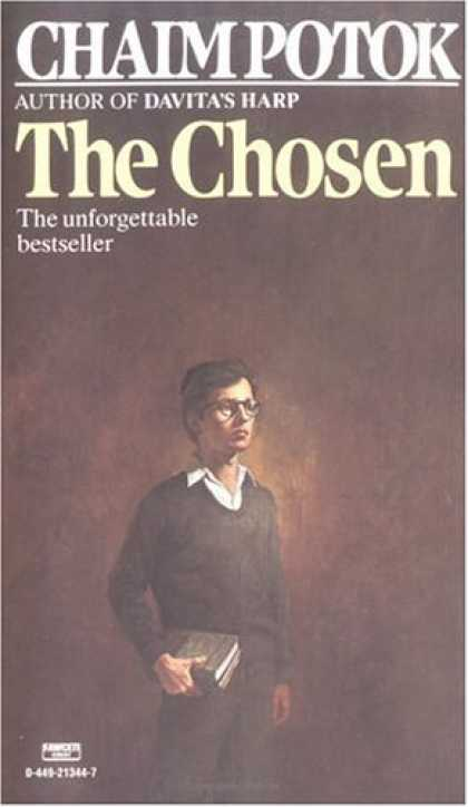 Bestsellers (2007) - The Chosen by Chaim Potok