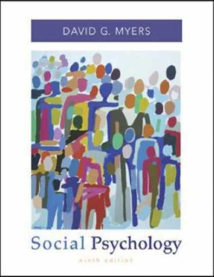 Bestsellers (2007) - Social Psychology with SocialSense Student CD-ROM by David G. Myers