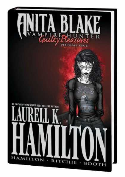 Bestsellers (2007) - Anita Blake, Vampire Hunter: Guilty Pleasures, Vol. 1 (Graphic Novel) by Laurell