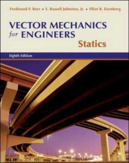 Bestsellers (2007) - Vector Mechanics for Engineers: Statics w/CD-ROM by Ferdinand P. Beer