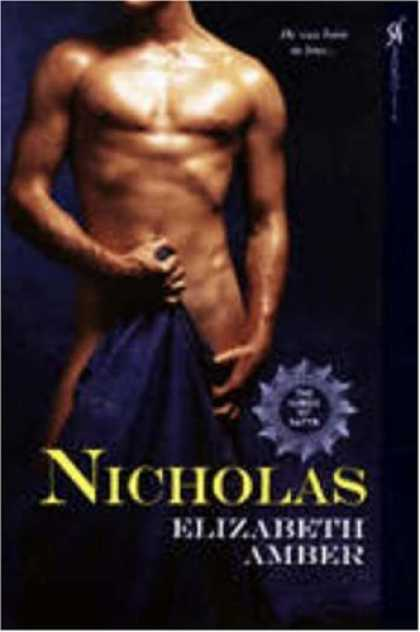 Bestsellers (2007) - Nicholas: The Lords of Satyr by Elizabeth Amber