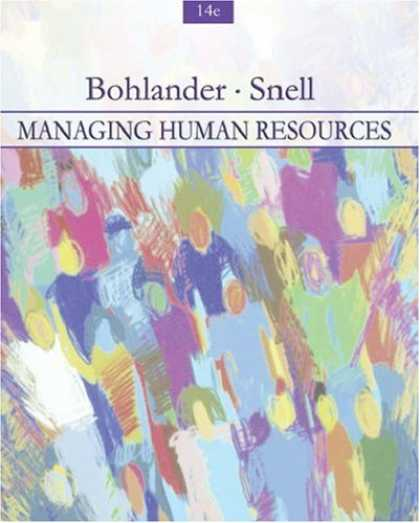 Bestsellers (2007) - Managing Human Resources (with Printed Access Card InfoTrac 1-Semester) by Geor