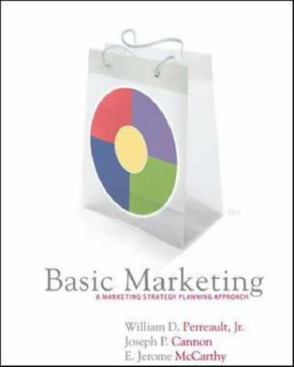 Bestsellers (2007) - Basic Marketing w/Student CD by Jr., William D. Perreault