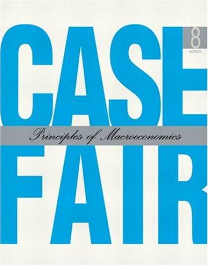 Bestsellers (2007) - Principles of Macroeconomics by Karl E. Case